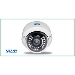 WDR IP Dome Camera 2.0 Megapixel SHANY