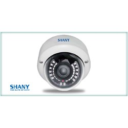 Digital WDR Vandalproof IR Camera(Sony Effio-E) SHANY